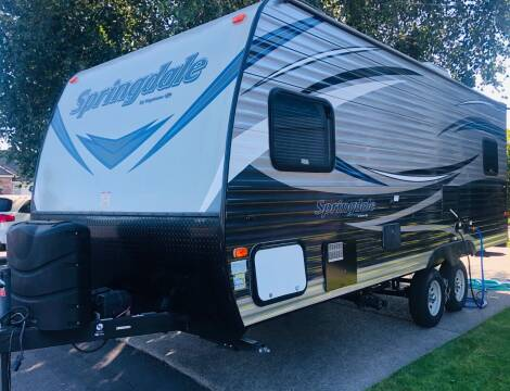 2018 Keystone Sringdale for sale at Diamond Motors in Lakewood WA