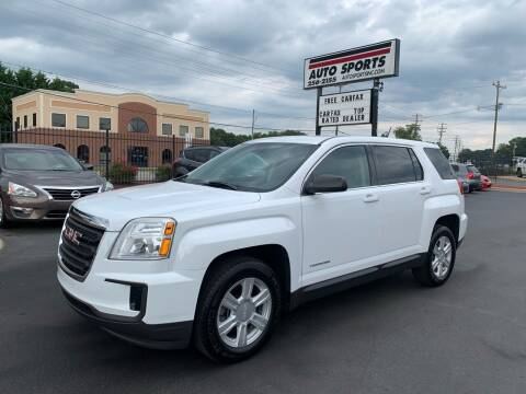 2016 GMC Terrain for sale at Auto Sports in Hickory NC