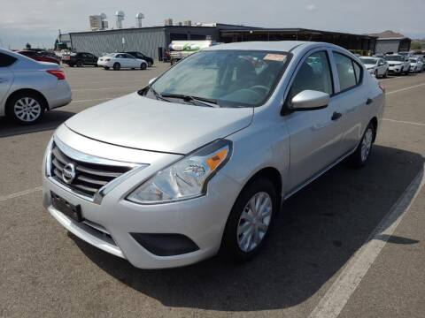 2017 Nissan Versa for sale at A.I. Monroe Auto Sales in Bountiful UT