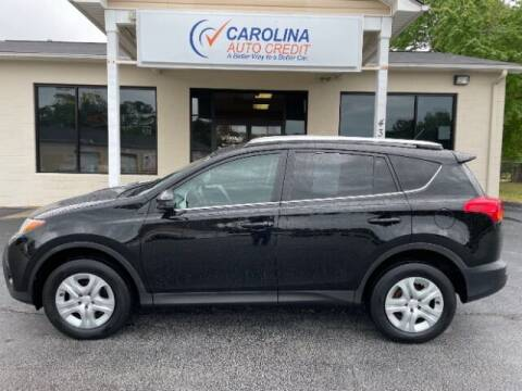 2015 Toyota RAV4 for sale at Carolina Auto Credit in Youngsville NC
