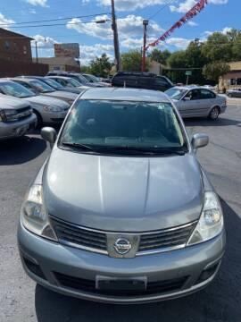 2008 Nissan Versa for sale at North Hill Auto Sales in Akron OH