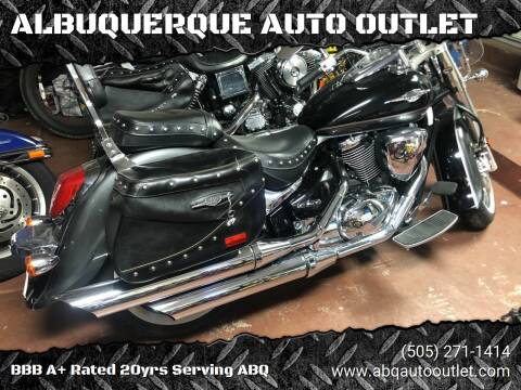 2009 Suzuki VL800 for sale at ALBUQUERQUE AUTO OUTLET in Albuquerque NM