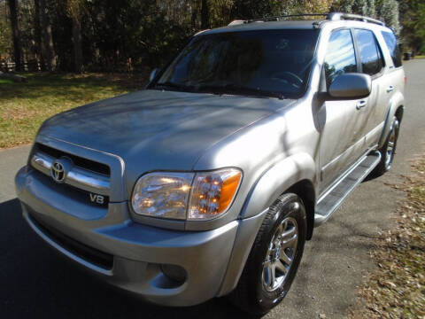 2005 Toyota Sequoia for sale at City Imports Inc in Matthews NC