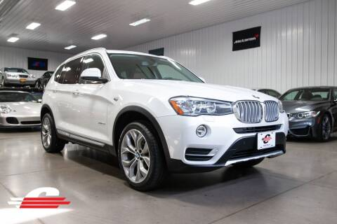 2016 BMW X3 for sale at Cantech Automotive in North Syracuse NY
