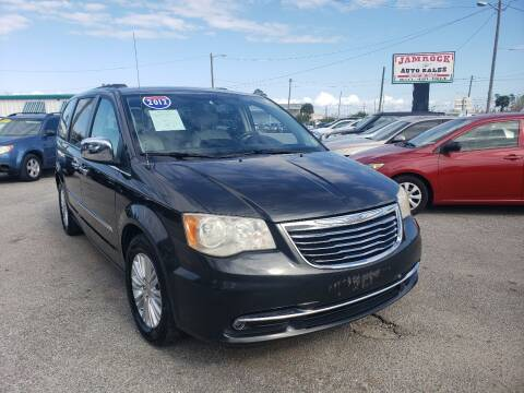 2012 Chrysler Town and Country for sale at Jamrock Auto Sales of Panama City in Panama City FL