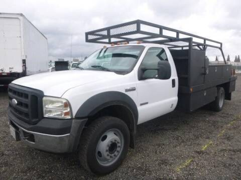 2007 Ford F-450 Super Duty for sale at Armstrong Truck Center in Oakdale CA