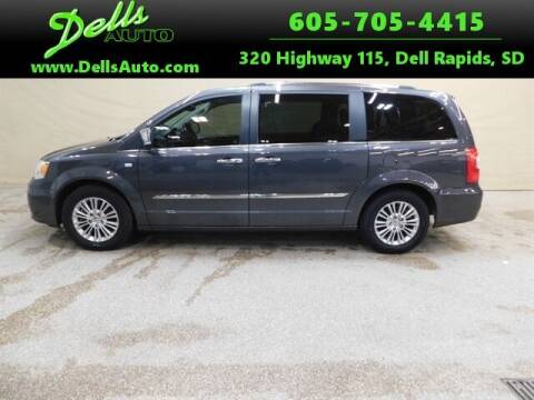 2014 Chrysler Town and Country for sale at Dells Auto in Dell Rapids SD