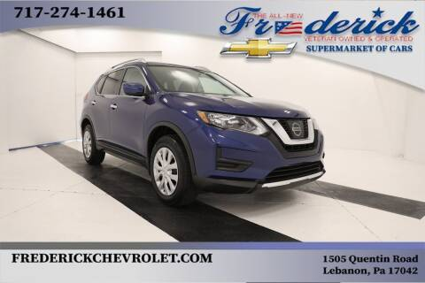 2017 Nissan Rogue for sale at Lancaster Pre-Owned in Lancaster PA