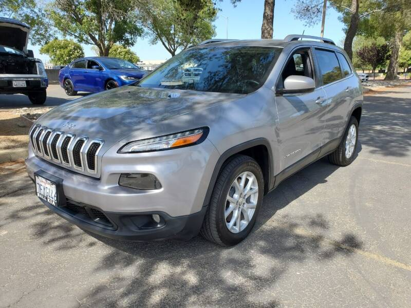 2014 Jeep Cherokee for sale at Matador Motors in Sacramento CA