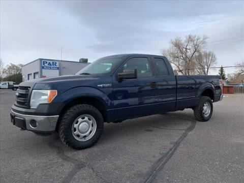2014 Ford F-150 for sale at P & R Auto Sales in Pocatello ID