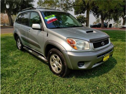 2005 Toyota RAV4 for sale at D & I Auto Sales in Modesto CA