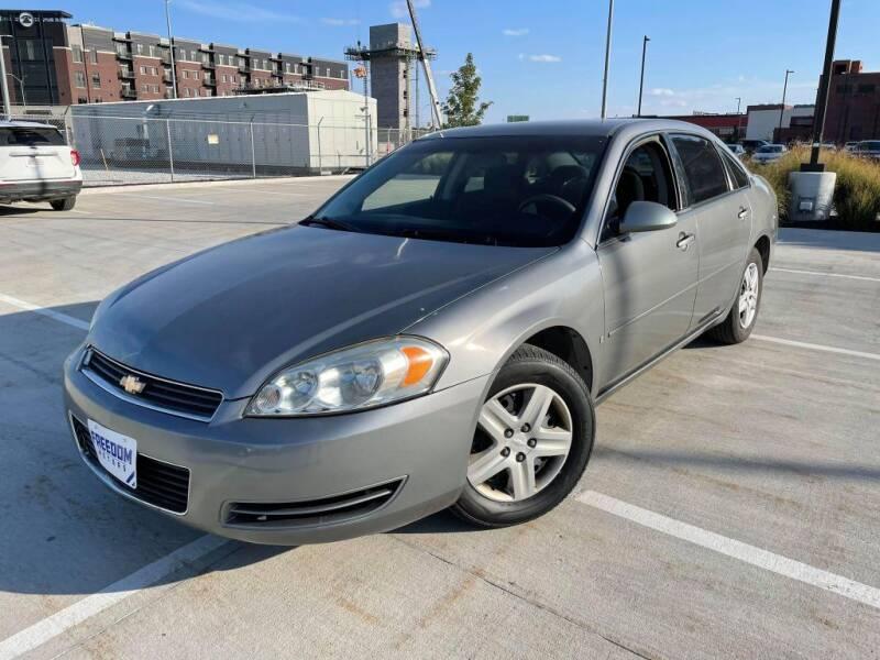 2006 Chevrolet Impala for sale at Freedom Motors in Lincoln NE