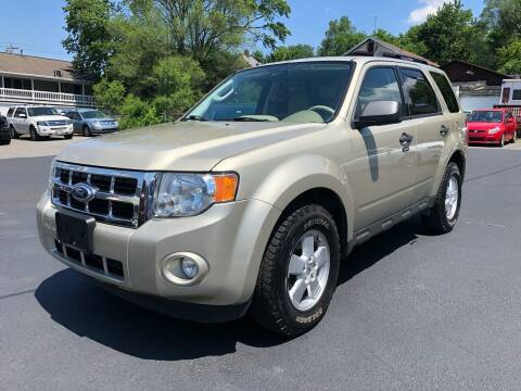 2011 Ford Escape for sale at JB Auto Sales in Schenectady NY