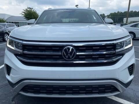 2020 Volkswagen Atlas Cross Sport for sale at Southern Auto Solutions-Jim Ellis Volkswagen Atlan in Marietta GA