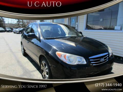 2010 Hyundai Elantra for sale at U C AUTO in Urbana IL