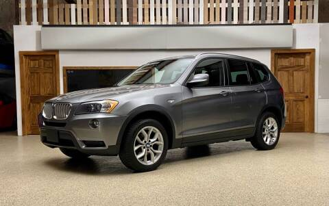 2014 BMW X3 for sale at EuroMotors LLC in Lee MA
