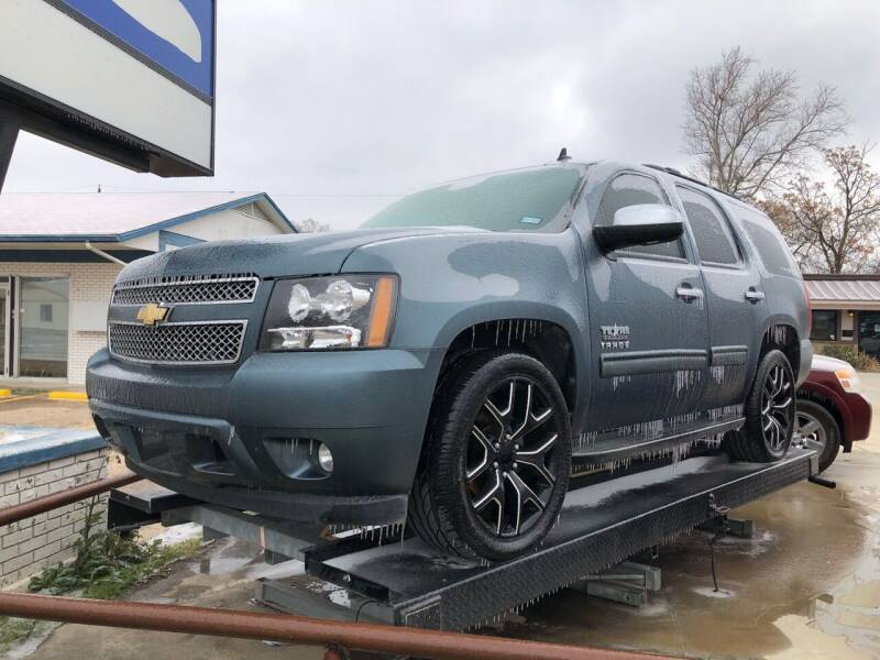2010 Chevrolet Tahoe for sale at Texas Auto Broker in Killeen TX