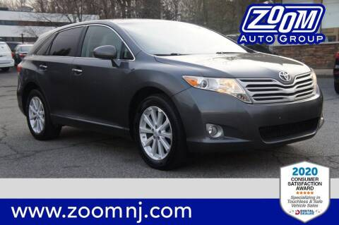 2009 Toyota Venza for sale at Zoom Auto Group in Parsippany NJ