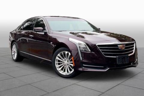 2018 Cadillac CT6 for sale at CU Carfinders in Norcross GA