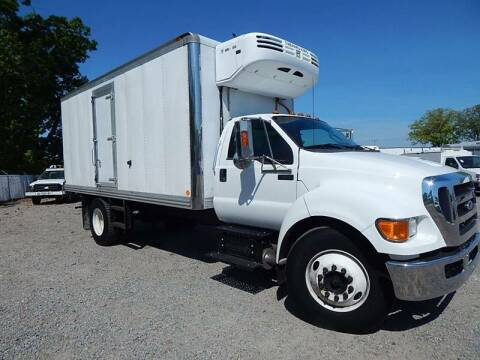 2015 Ford F-650 Super Duty for sale at Vail Automotive in Norfolk VA