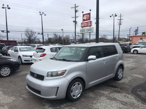 2008 Scion xB for sale at 4th Street Auto in Louisville KY