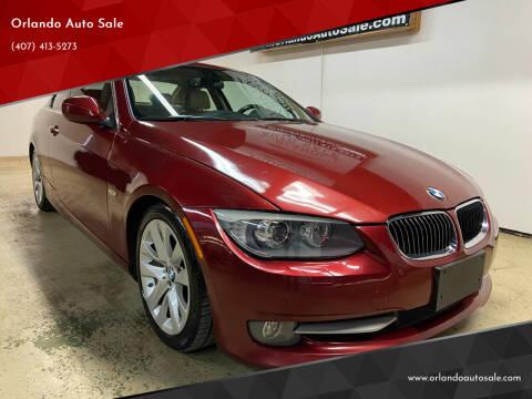 2012 BMW 3 Series for sale at Orlando Auto Sale in Orlando FL