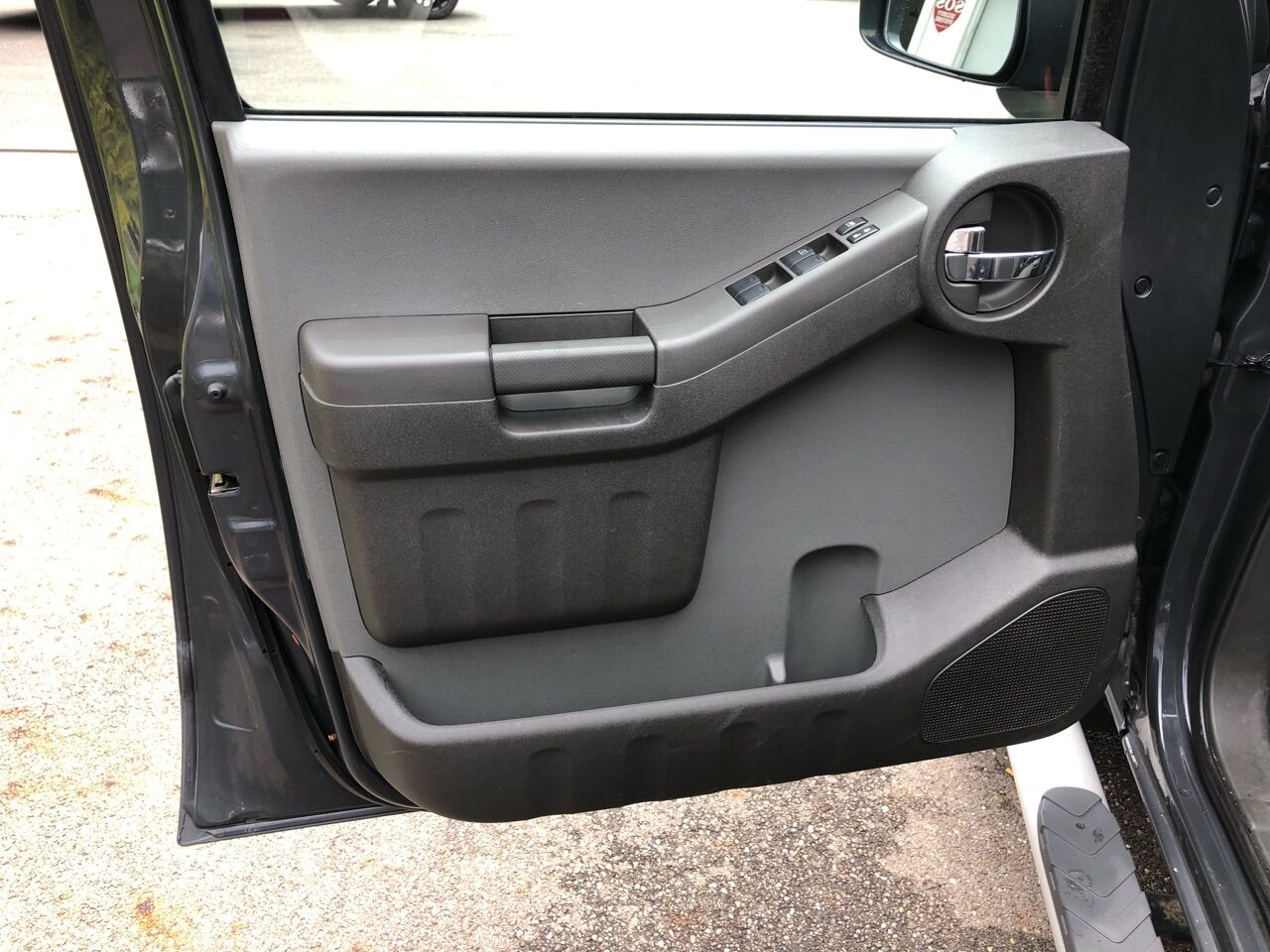 2015 Nissan Xterra Sport Utility