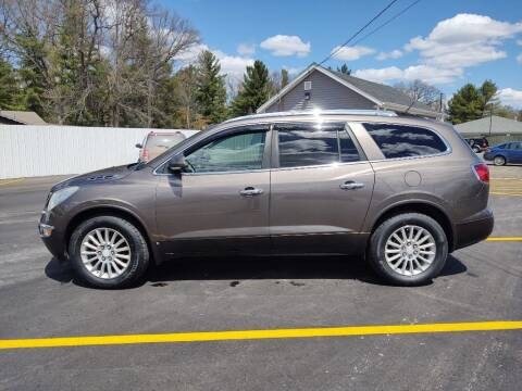 2010 Buick Enclave for sale at Hilltop Auto in Clare MI