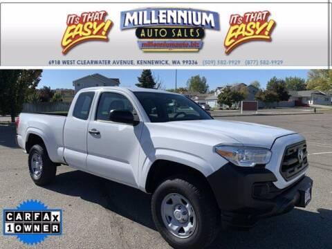 2016 Toyota Tacoma for sale at Millennium Auto Sales in Kennewick WA