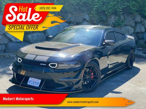 2020 Dodge Charger for sale at Mudarri Motorsports in Kirkland WA