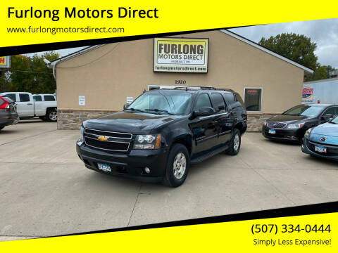 2012 Chevrolet Suburban for sale at Furlong Motors Direct in Faribault MN
