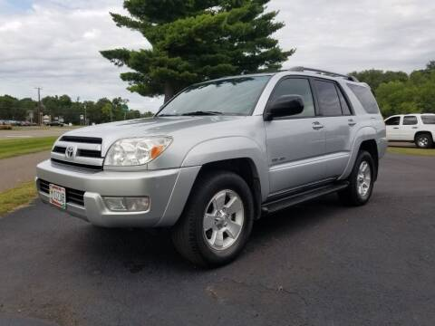 2004 Toyota 4Runner for sale at Shores Auto in Lakeland Shores MN