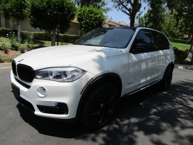 2018 BMW X5 for sale at E MOTORCARS in Fullerton CA