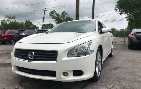 2010 Nissan Maxima for sale at Limited Auto Sales Inc. in Nashville TN
