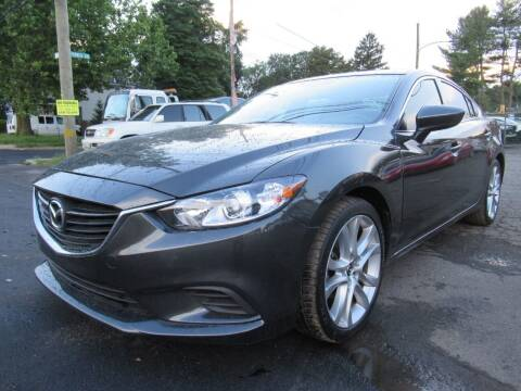 2016 Mazda MAZDA6 for sale at PRESTIGE IMPORT AUTO SALES in Morrisville PA