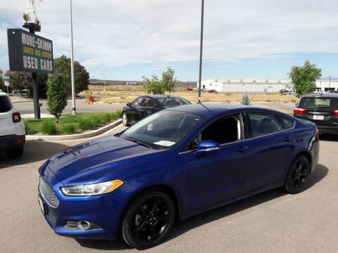 2016 Ford Fusion for sale at More-Skinny Used Cars in Pueblo CO