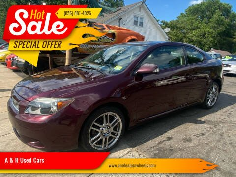2007 Scion tC for sale at A & R Used Cars in Clayton NJ