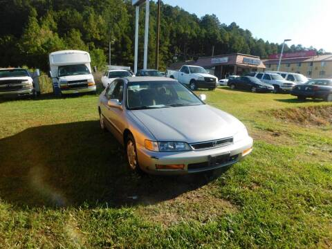 1996 Honda Accord for sale at Precinct One Auto Sales in Cartersville GA