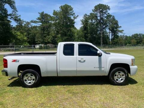 2013 Chevrolet Silverado 1500 for sale at Special Finance of Charleston LLC in Moncks Corner SC