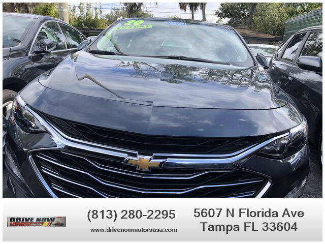 2016 Chevrolet Malibu for sale at Drive Now Motors USA in Tampa FL