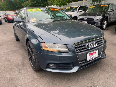 2010 Audi A4 for sale at Elmora Auto Sales in Elizabeth NJ