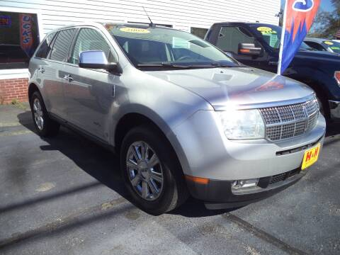 2009 Lincoln MKX for sale at H and H Truck Center in Newport News VA