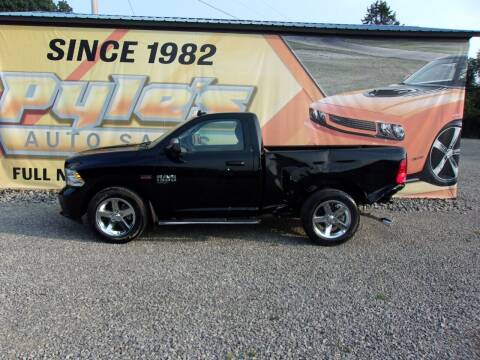 2021 RAM Ram Pickup 1500 Classic for sale at Pyles Auto Sales in Kittanning PA