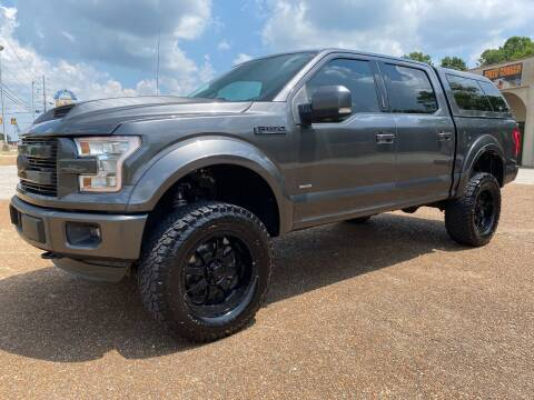 2015 Ford F-150 for sale at DABBS MIDSOUTH INTERNET in Clarksville TN