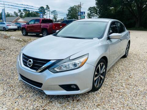 2017 Nissan Altima for sale at Southeast Auto Inc in Albany LA