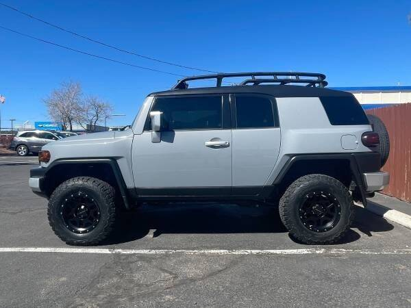 2014 Toyota FJ Cruiser for sale at Flagstaff Auto Outlet in Flagstaff AZ