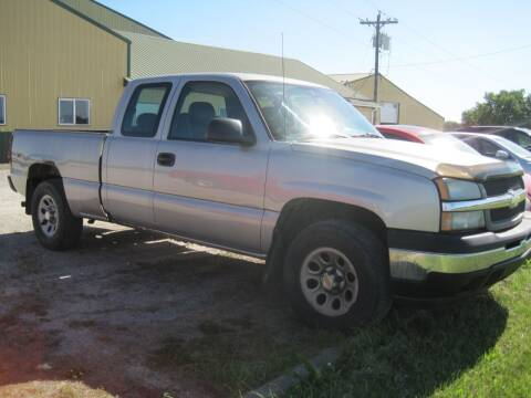 2005 Chevrolet Silverado 1500 for sale at Brett's Automotive in Kahoka MO