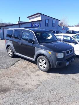 2005 Honda Element for sale at Classic Heaven Used Cars & Service in Brimfield MA