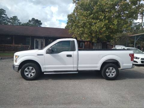 2016 Ford F-150 for sale at Victory Motor Company in Conroe TX