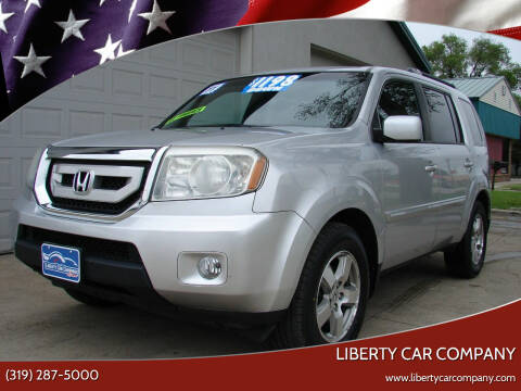 2011 Honda Pilot for sale at Liberty Car Company - II in Waterloo IA